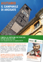 aiutiamo il campanile di arcisate
