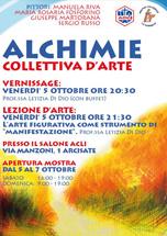 Alchimie - Collettiva d'arte