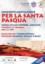 Concerto Santa Pasqua 2013