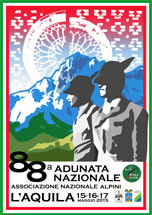 88 adunata nazionale alpini