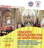 Concerto Di Pasqua Arcisate 2017