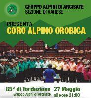 Alpini Arcisate Coro Orobica