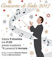 Concerto Di Gala Banda Di Arcisate