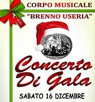 Concerto Di Gala Banda Di Brenno