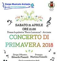 ConcertoDiPrimaveraCorpoMusicleArcisate