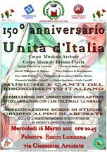 Unità d'Italia 150°