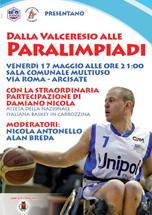 Paralimpiadi - Damiano Nicola