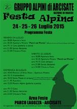 Festa alpina Arcisate