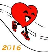 camminata del cuore 2016
