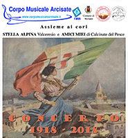 Concerto Anniversario Della Vittoria Arcisate