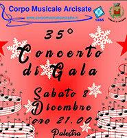 Concerto Di Gala 2018 Arcisate Corpo Musicale Arcisate