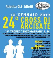 24° cross di Arcisate 2019
