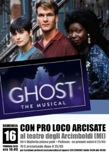 Ghost Musical Pro Loco Arcisate