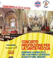 Concerto Meditazione Per La Santa Pasqua 2019 Arcisate