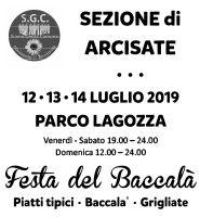 Festa Del Bacalà Arcisate 2019