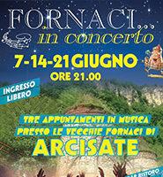 fornaci In Concerto Arcisate 2019