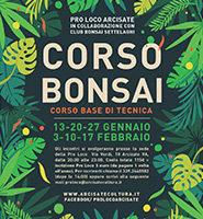 Corso Bonsai Pro Loco Arcisate