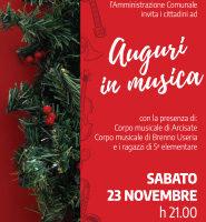 Auguri In Musica Arcisate 2019