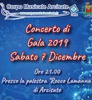 Concerto Di Gala Arcisate 2019