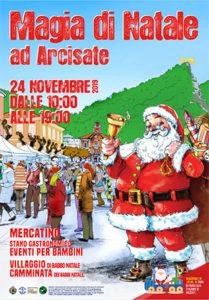 Mercatini Di Natale Valceresio 2019