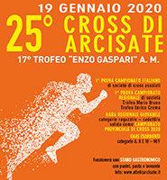 Cross Atletica Arcisate 2020