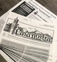 Casa Nostra Coronavirus