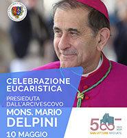 Monsignore Mario Delpini Arcisate